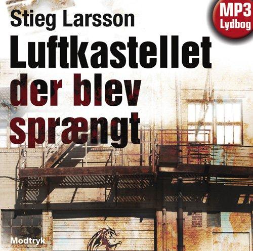 Image of   Luftkastellet Der Blev Sprængt - Stieg Larsson - Cd Lydbog
