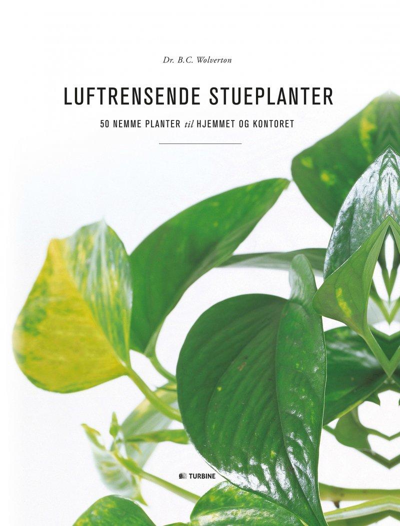 Image of   Luftrensende Stueplanter - B. C. Wolverton - Bog