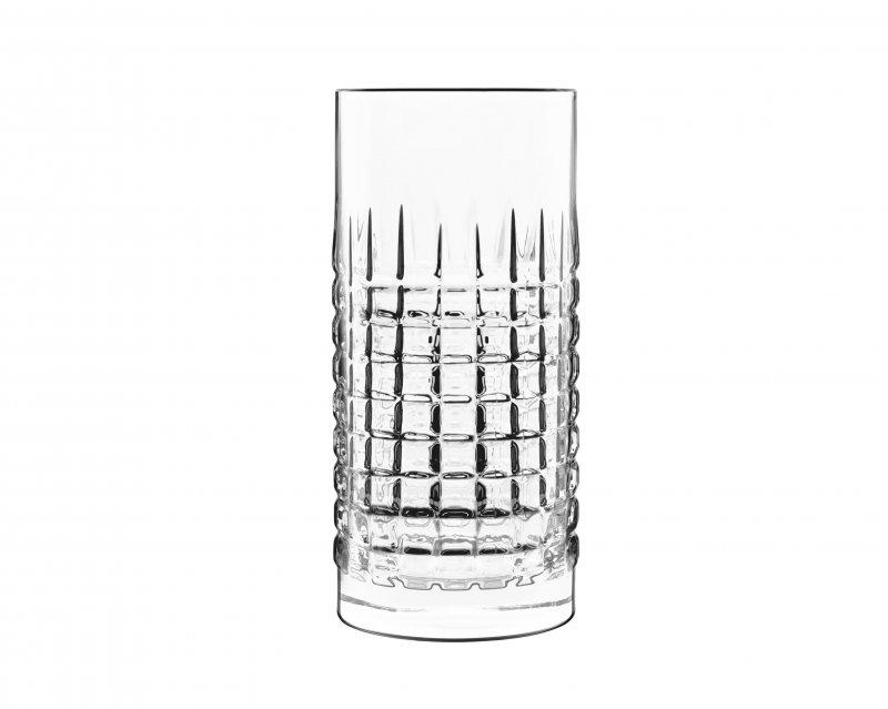 Image of   Luigi Bormioli - Mixology Charme Longdrink Highball Glas - 48 Cl. 4-pak