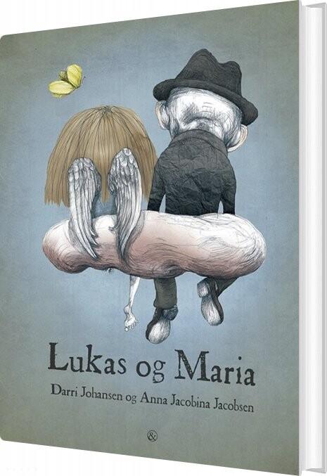 Image of   Lukas Og Maria - Darri Johansen - Bog