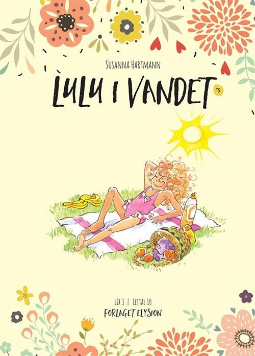 Lulu I Vandet - Susanna Hartmann - Bog