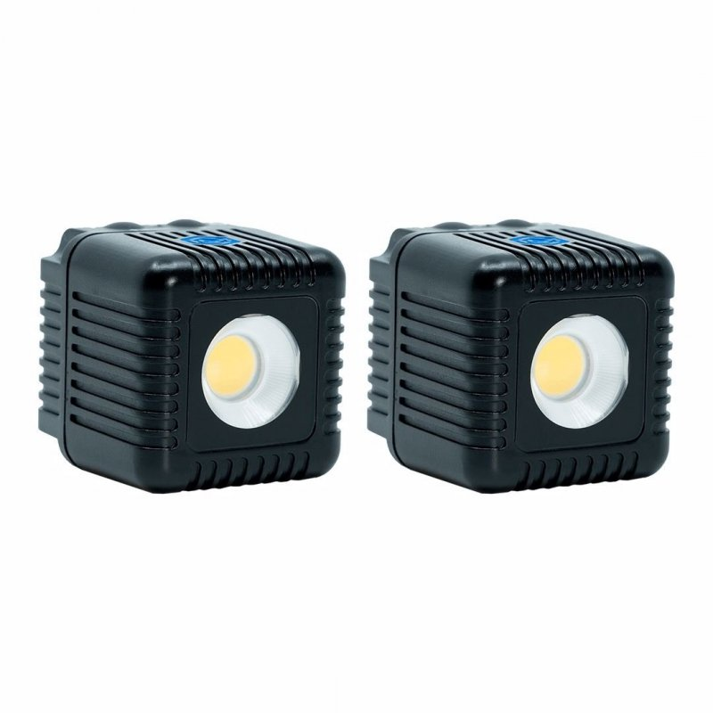 Image of   Lume Cube - 2.0 Dual Pack - Led Kamera Lys - Sort