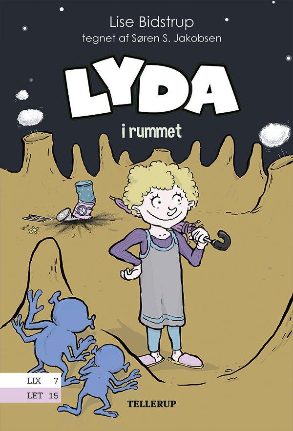 Image of   Lyda #2: Lyda I Rummet - Lise Bidstrup - Bog