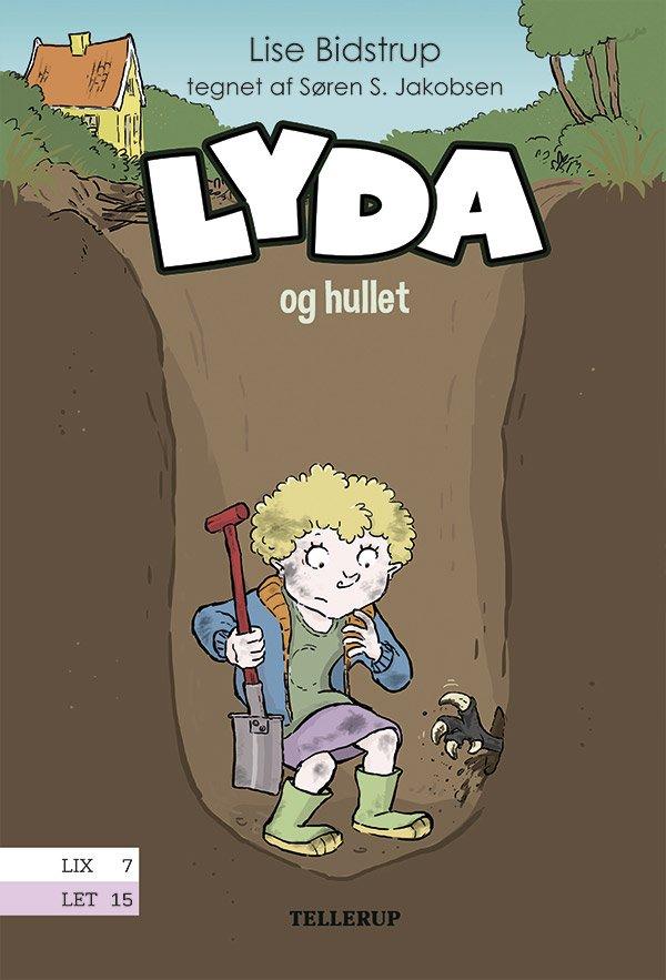 Image of   Lyda #3: Lyda Og Hullet - Lise Bidstrup - Bog