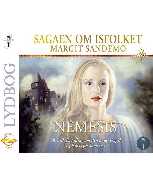 Billede af Isfolket 7 - Nemesis - Margit Sandemo - Cd Lydbog
