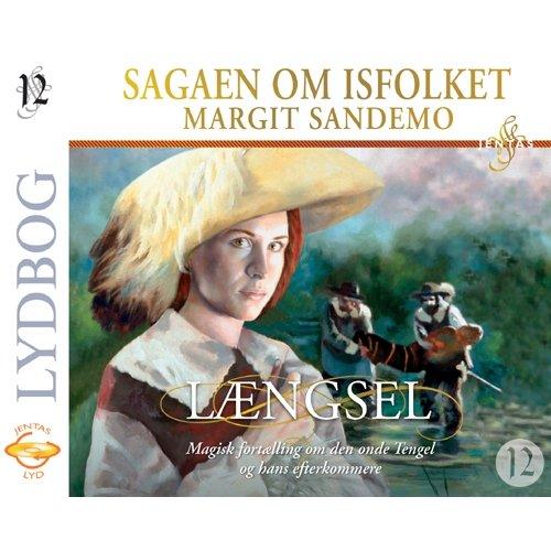 Billede af Isfolket 12 - Længsel - Margit Sandemo - Cd Lydbog