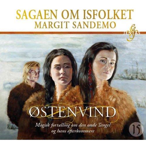 Billede af Isfolket 15 - østenvind - Margit Sandemo - Cd Lydbog