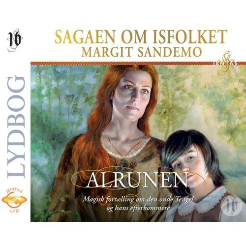 Isfolket 16 - Alrunen - Margit Sandemo - Cd Lydbog