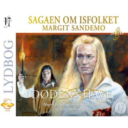 Isfolket 17 - Dødens Have - Margit Sandemo - Cd Lydbog