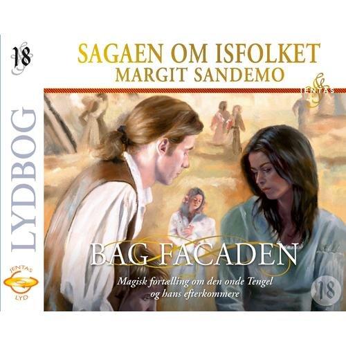 Isfolket 18 - Bag Facaden - Margit Sandemo - Cd Lydbog