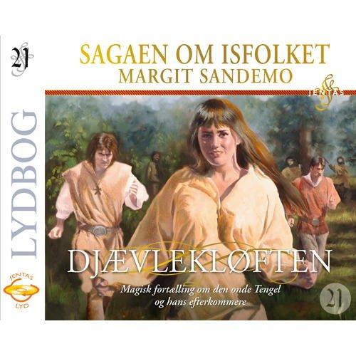 Image of   Isfolket 21 - Djævlekløften - Margit Sandemo - Cd Lydbog