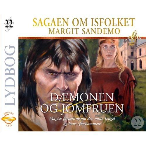Image of   Isfolket 22 - Dæmonen Og Jomfruen - Margit Sandemo - Cd Lydbog