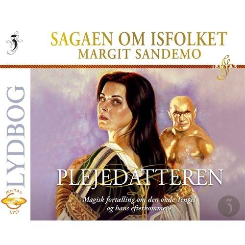 Image of   Isfolket 3 - Plejedatteren - Margit Sandemo - Cd Lydbog