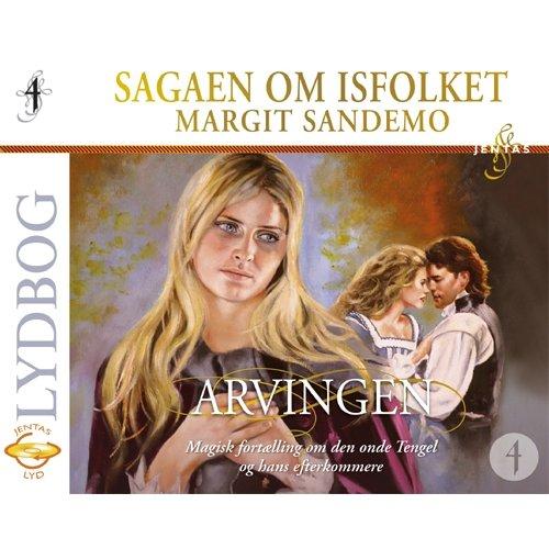 Billede af Isfolket 4 - Arvingen - Margit Sandemo - Cd Lydbog