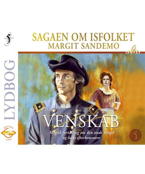 Billede af Isfolket 5 - Venskab - Margit Sandemo - Cd Lydbog