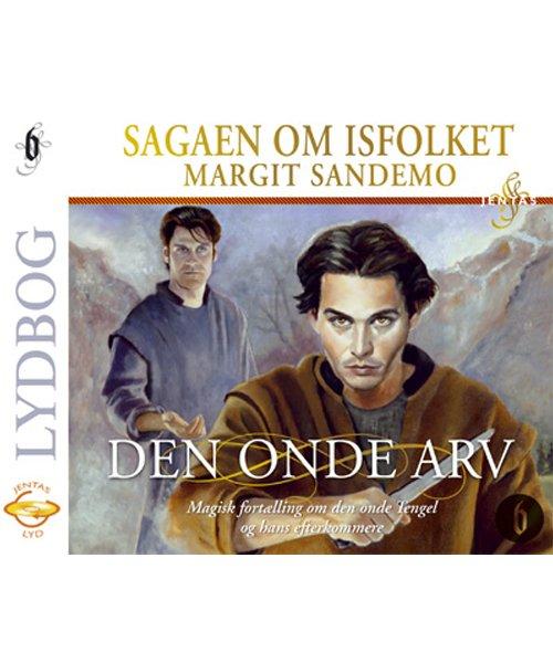 Billede af Isfolket 6 - Den Onde Arv - Margit Sandemo - Cd Lydbog