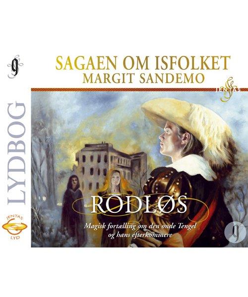 Billede af Isfolket 9 - Rodløs - Margit Sandemo - Cd Lydbog