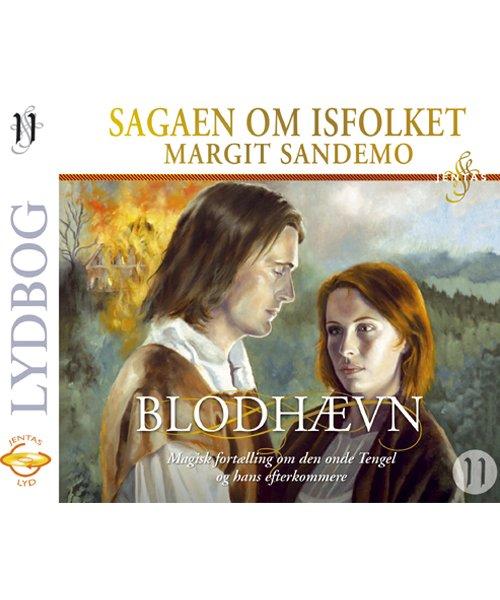 Isfolket 11 - Blodhævn - Margit Sandemo - Cd Lydbog