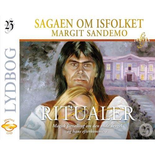 Isfolket 23 - Ritualer - Margit Sandemo - Cd Lydbog
