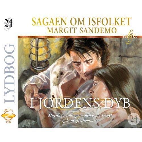 Isfolket 24 - I Jordens Dyb - Margit Sandemo - Cd Lydbog