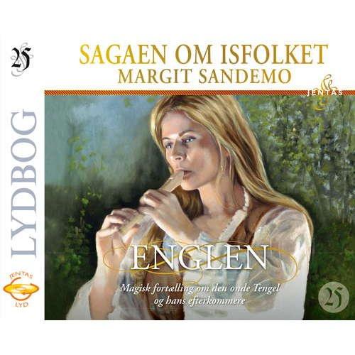 Isfolket 25 - Englen - Margit Sandemo - Cd Lydbog
