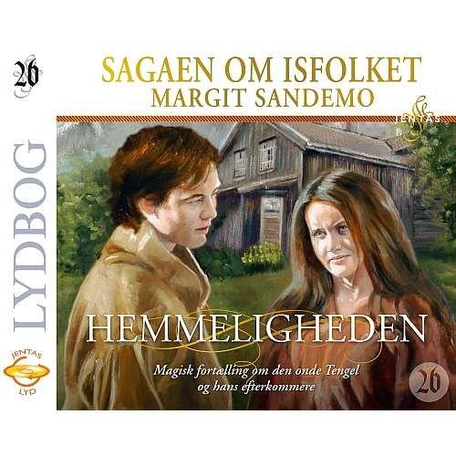 Isfolket 26 - Hemmeligheden - Margit Sandemo - Cd Lydbog