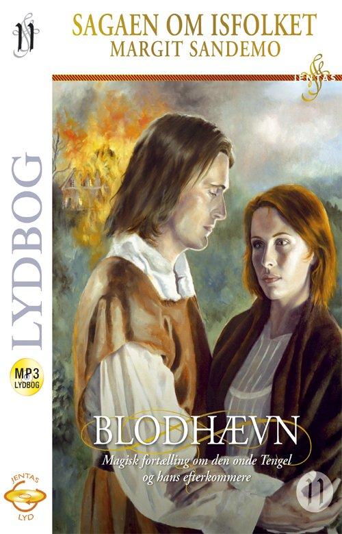 Image of   Isfolket 11 - Blodhævn, Mp3 - Margit Sandemo - Cd Lydbog