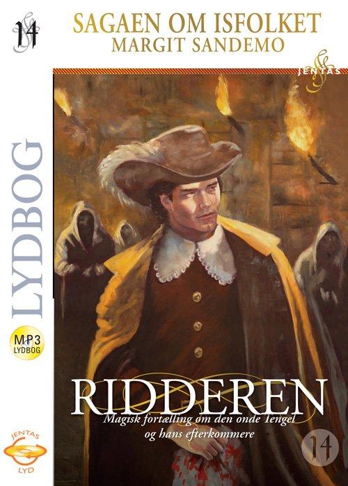 Image of   Isfolket 14 - Ridderen, Mp3 - Margit Sandemo - Cd Lydbog