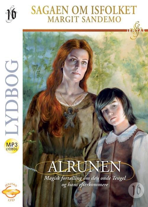 Isfolket 16 - Alrunen, Mp3 - Margit Sandemo - Cd Lydbog