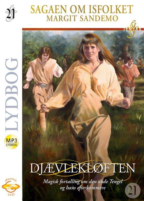 Image of   Isfolket 21 - Djævlekløften, Mp3 - Margit Sandemo - Cd Lydbog