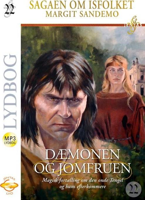 Image of   Isfolket 22 - Dæmonen Og Jomfruen, Mp3 - Margit Sandemo - Cd Lydbog