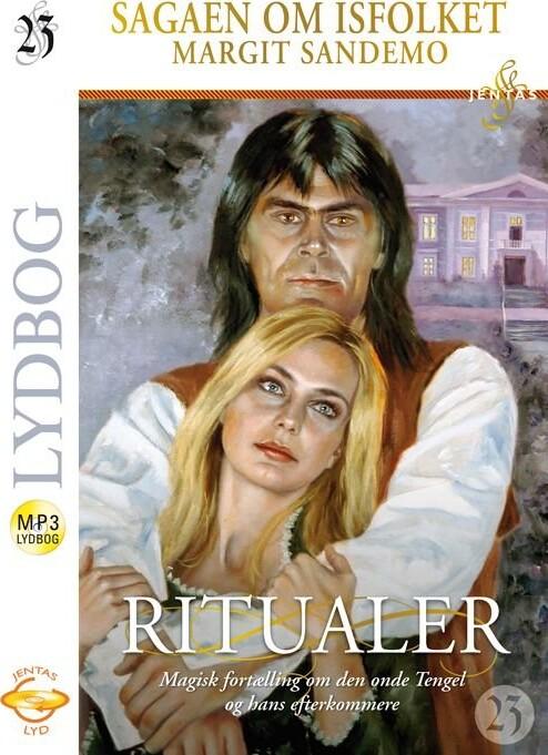 Isfolket 23 - Ritualer, Mp3 - Margit Sandemo - Cd Lydbog