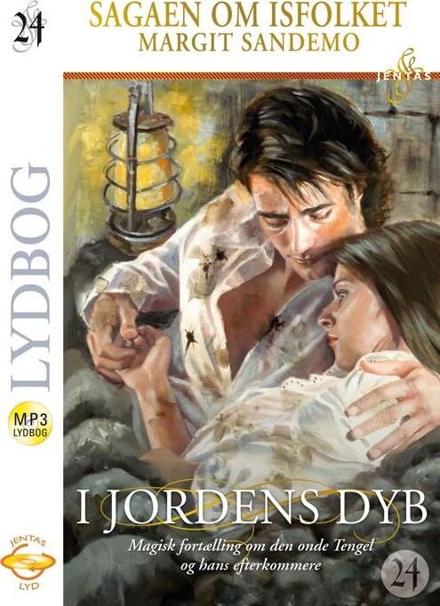 Isfolket 24 - I Jordens Dyb, Mp3 - Margit Sandemo - Cd Lydbog