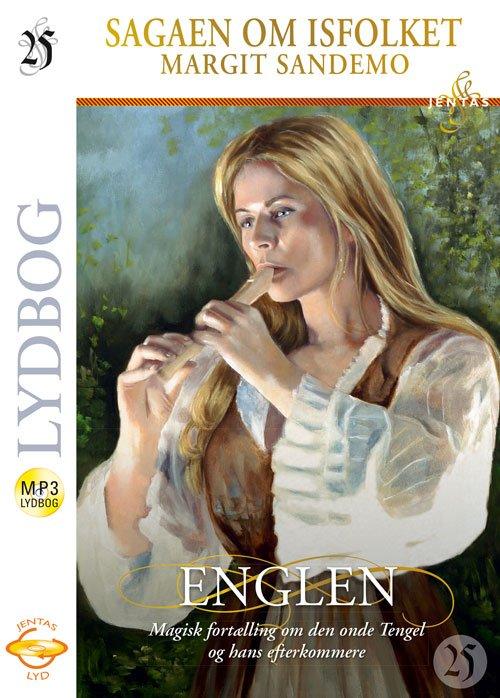 Isfolket 25 - Englen, Mp3 - Margit Sandemo - Cd Lydbog