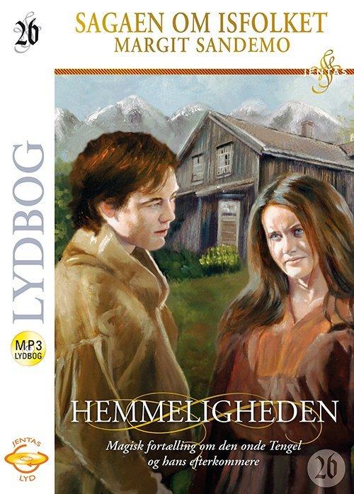 Isfolket 26 - Hemmeligheden, Mp3 - Margit Sandemo - Cd Lydbog