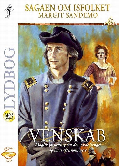 Billede af Isfolket 5 - Venskab, Mp3 - Margit Sandemo - Cd Lydbog