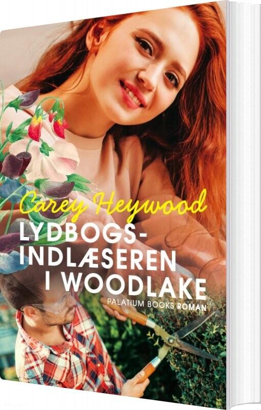 Lydbogsindlæseren I Woodlake - Carey Heywood - Bog