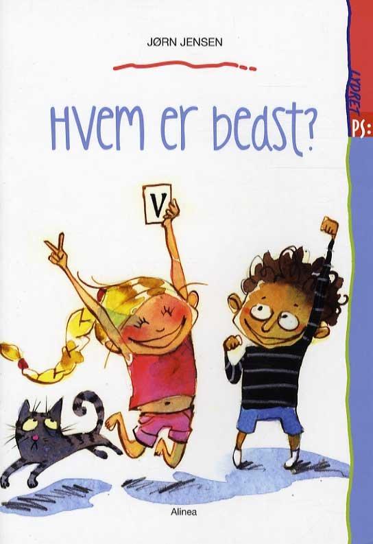 Image of   Lydret Ps, Hvem Er Bedst? - Jørn Jensen - Bog