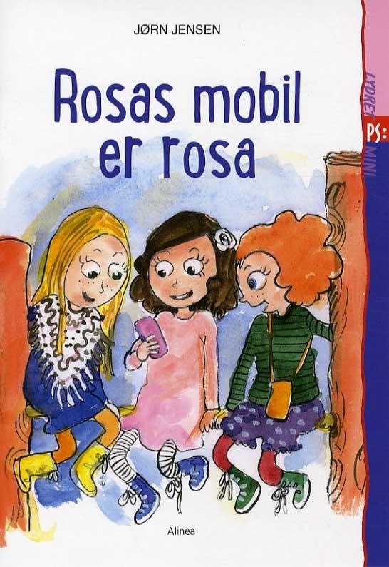 Lydret Ps Mini, Rosas Mobil Er Rosa - Jørn Jensen - Bog