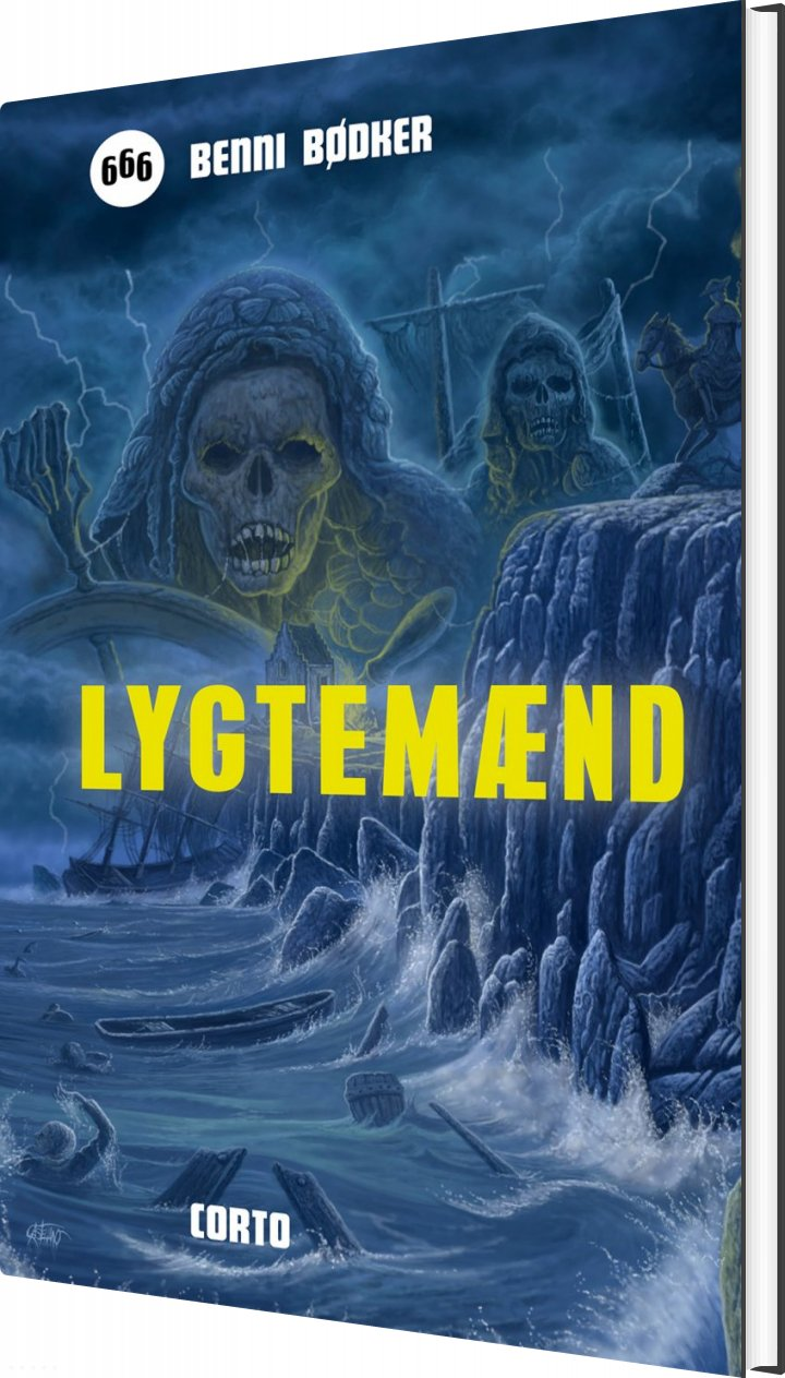 Image of   Lygtemænd - Benni Bødker - Bog