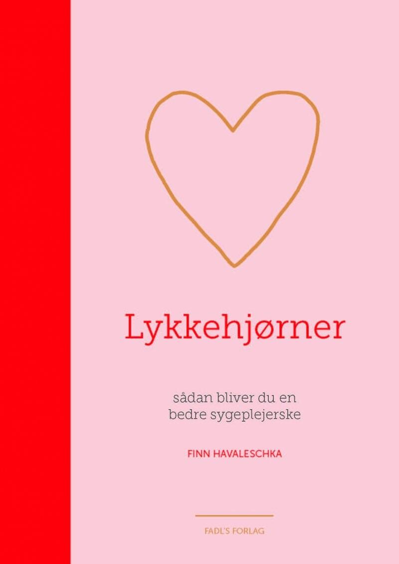 Image of   Lykkehjørner - Finn Havaleschka - Bog