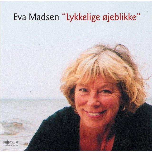 Image of   Eva Madsen - Lykkelige øjeblikke - CD