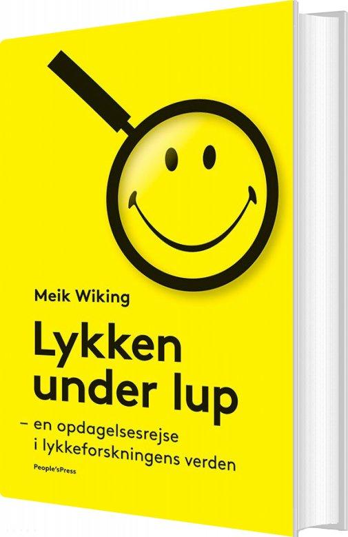 Image of   Lykken Under Lup - Meik Wiking - Bog