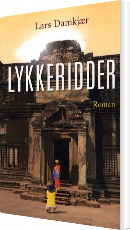 Image of   Lykkeridder - Lars Damkjær - Bog