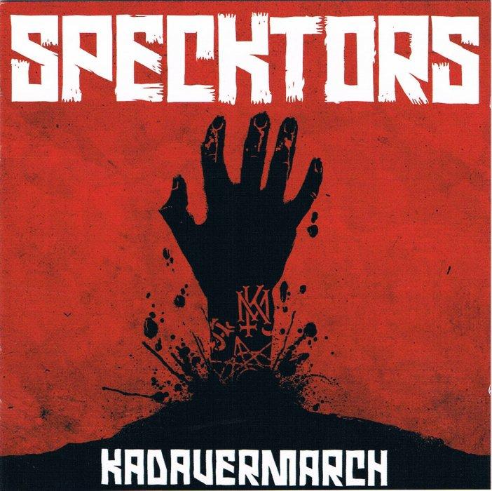 Image of   Specktors - Kadavermarch - CD