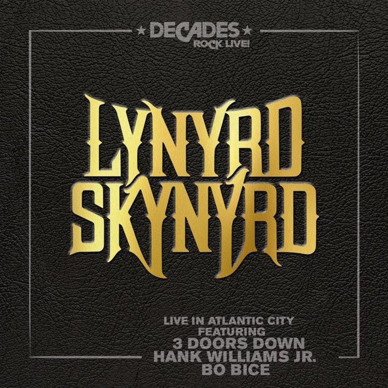 Image of   Lynyrd Skynyrd - Live In Atlantic City - Blu-Ray