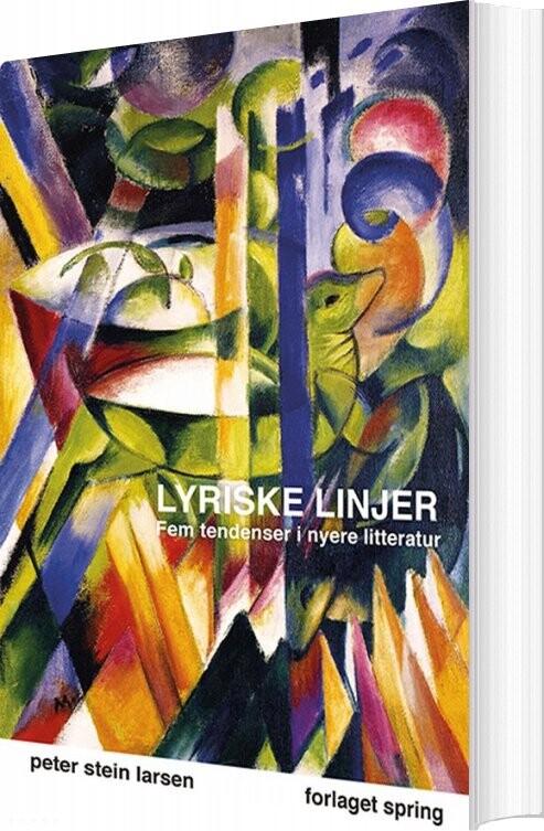 Image of   Lyriske Linjer - Peter Stein Larsen - Bog
