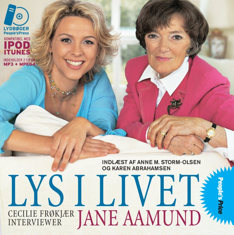 Image of   Lys I Livet - Jane Aamund - Cd Lydbog