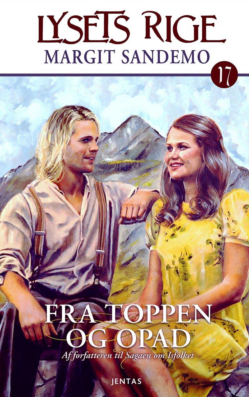 Lysets Rige 17 - Fra Toppen Og Opad, Mp3 - Margit Sandemo - Cd Lydbog