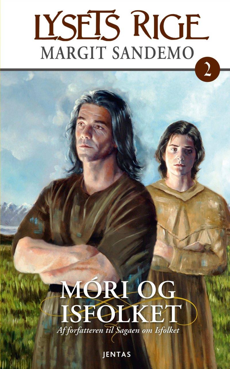 Image of   Lysets Rige 2 - Móri Og Isfolket - Margit Sandemo - Cd Lydbog